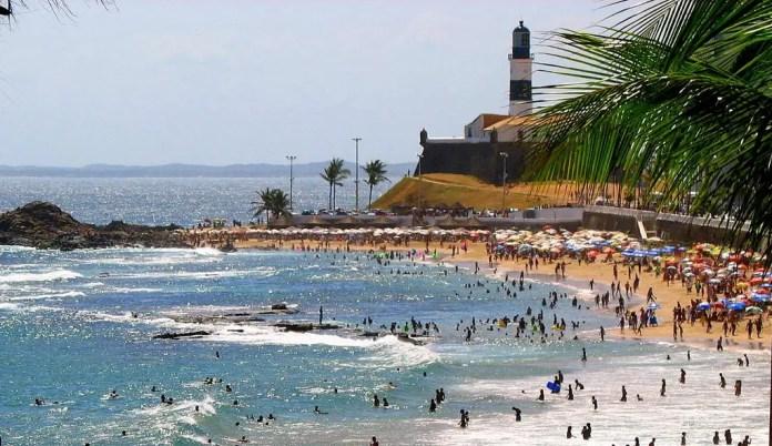 playas de salvador de bahia