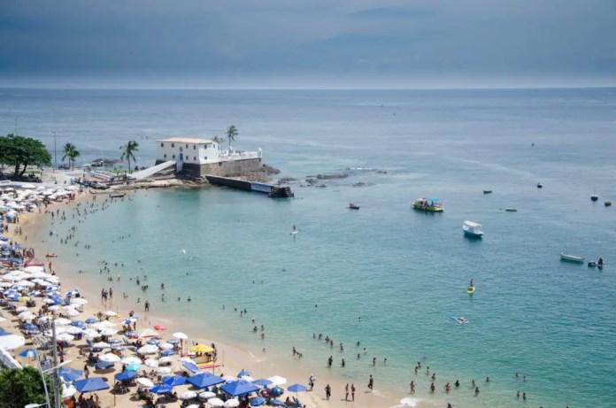 playas salvador de bahia
