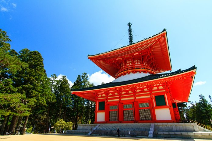 turismo japon templos