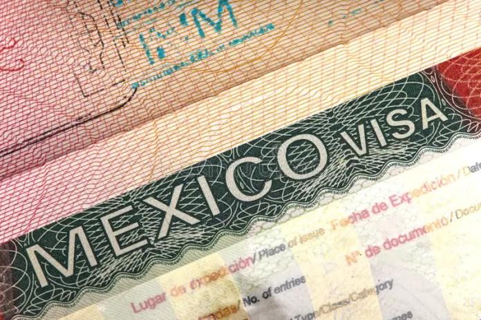 visa de trabajo en mexico para venezolanos