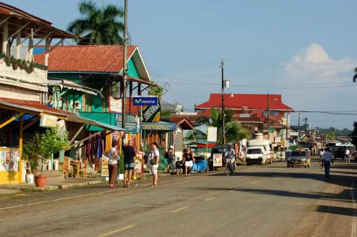 lugares turisticos en isla colon bocas del toro