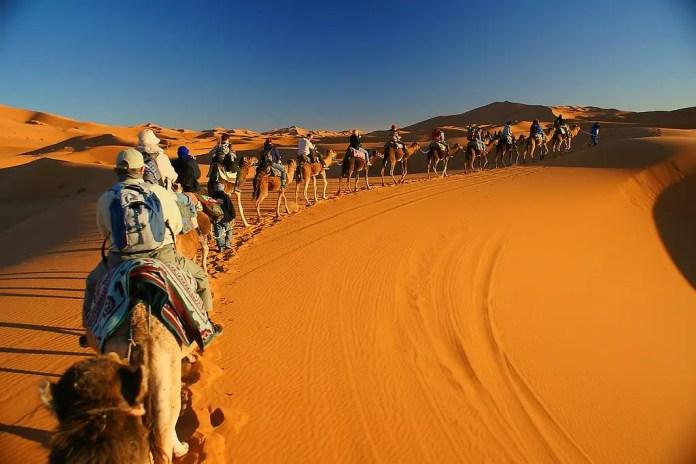 consejos para viajar a marruecos mujeres