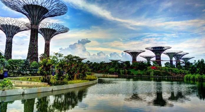 Visita Singapur