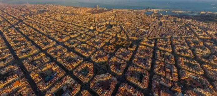 ciudades de barcelona