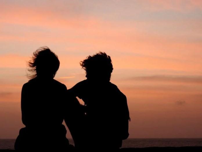 Nada más romántico que ver el atardecer cartagenero