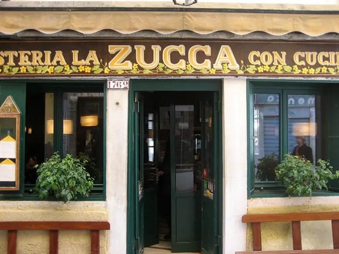 cuanto cuesta comer en venecia