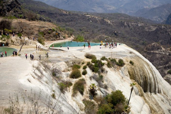 cascadas en mexico cerca del df