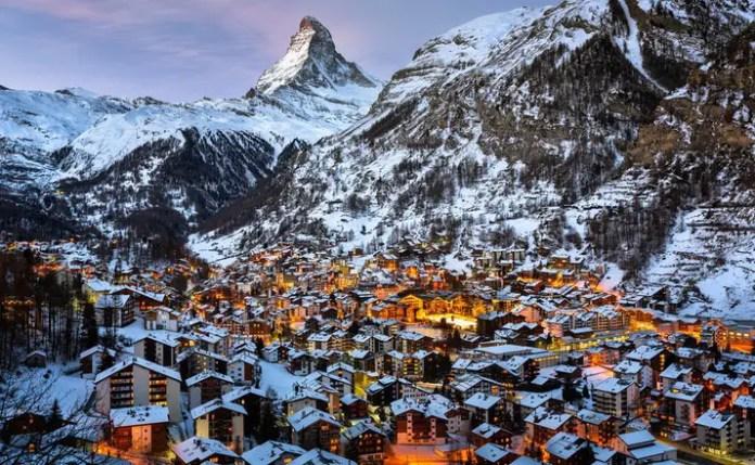 Conoce Suiza