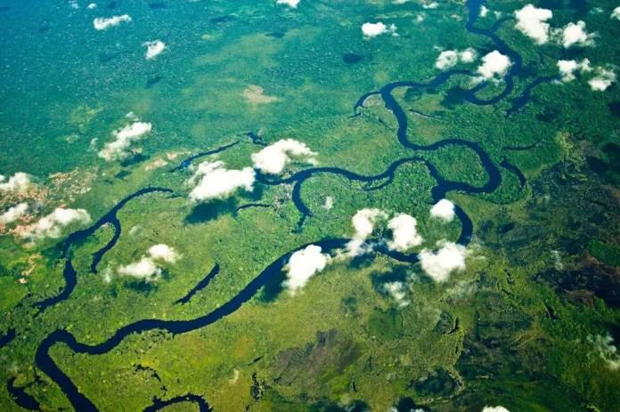 paisajes naturales de america del sur