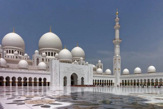 Visita Los Emiratos Arabes