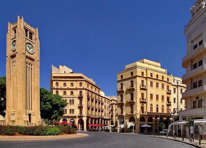 lugares turisticos de libano