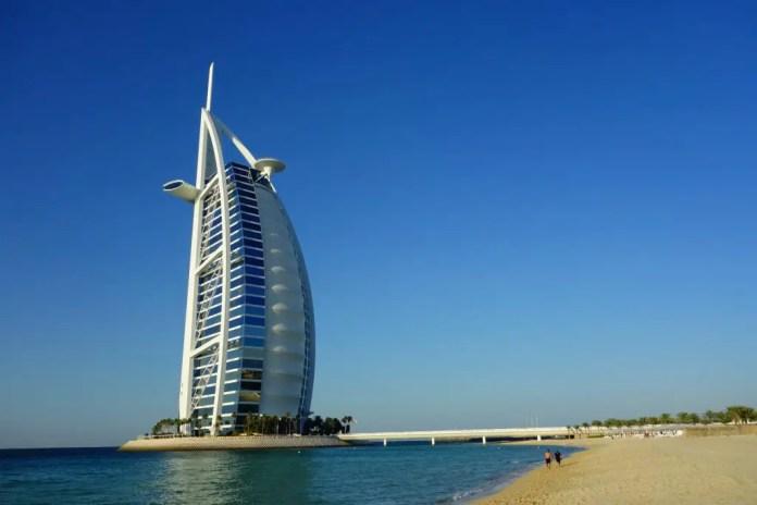 Conoce los Emiratos Arabes