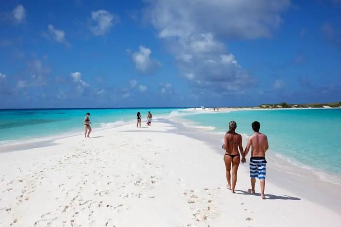 playas luna de miel sudamerica