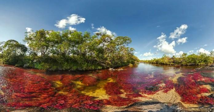 paraisos naturales de sudamerica