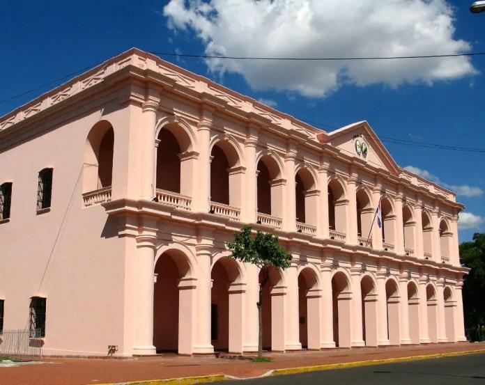 Visita Paraguay