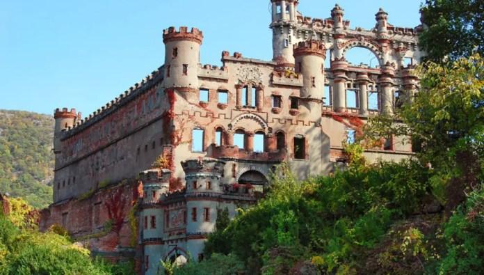 castillos españoles en estados unidos