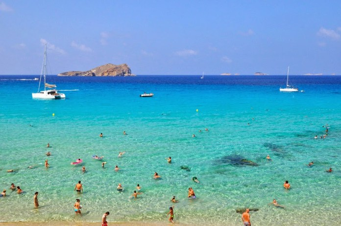 mejores islas españa mediterraneo