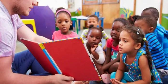 Voluntario en enseñanza de idiomas