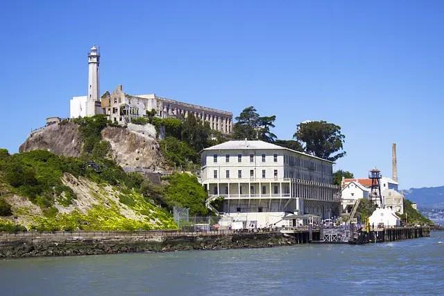 visitar la isla de alcatraz