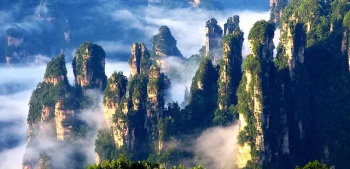 parque nacional zhangjiajie