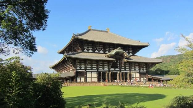 Templo Todaiji de Nara