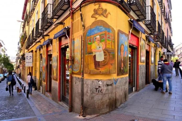 Hoteles baratos en Malasaña Madrid