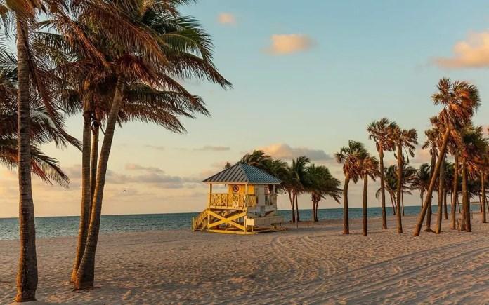 Lugares para hacer turismo en Miami: Crandon Park