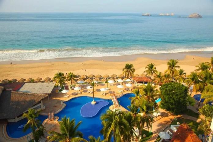 Playas más populares de México: Ixtapa