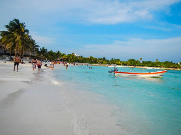Playa bonitas Quintana Roo: Akumal
