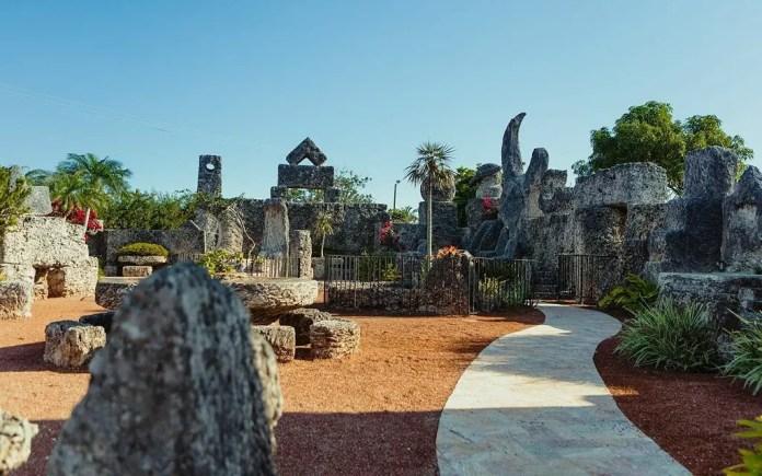 Sitios para visitar en Miami: Coral Castle