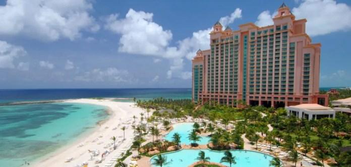 Playa Atlantis bahamas