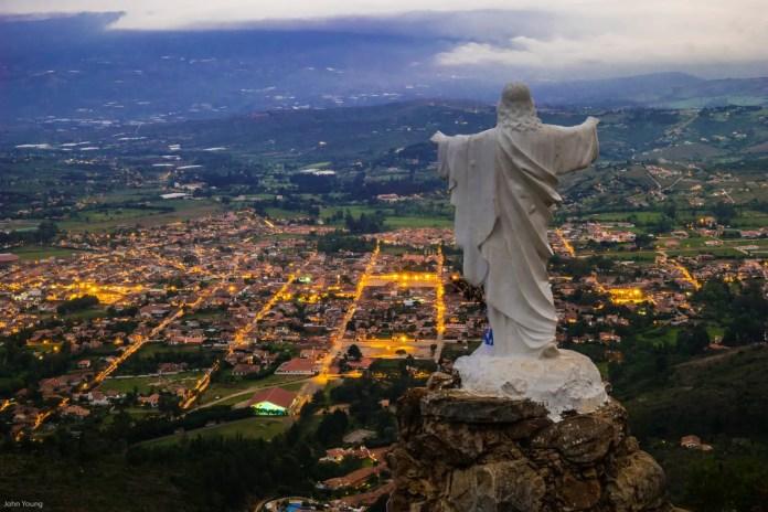 Mirador del Santo
