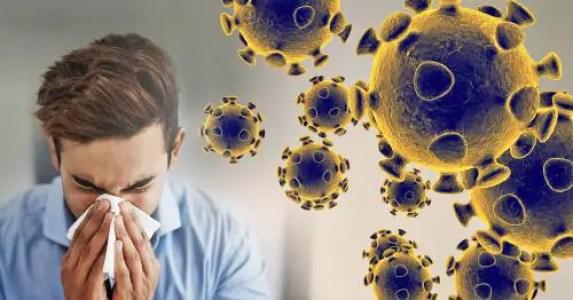 como se contagia el coronavirus