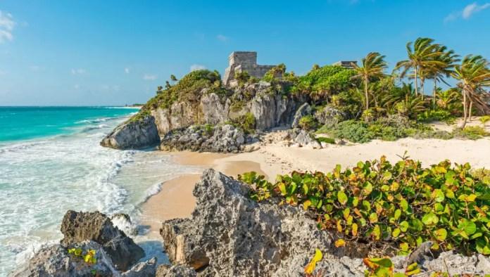 Las mejores playas en Riviera Maya