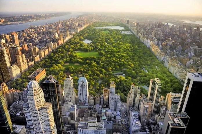 Lugares turísticos New York: Central Park