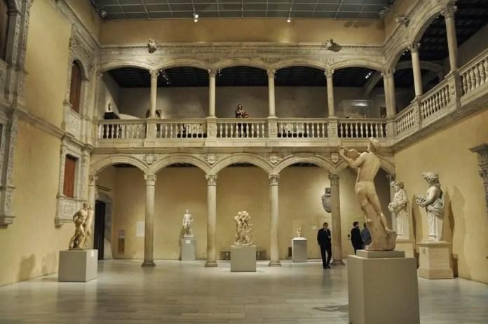 Turismo cultural: museo metropolitano de arte