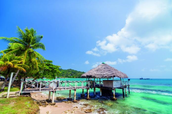 Playas paradisíacas, mejores de Colombia: Capurganá
