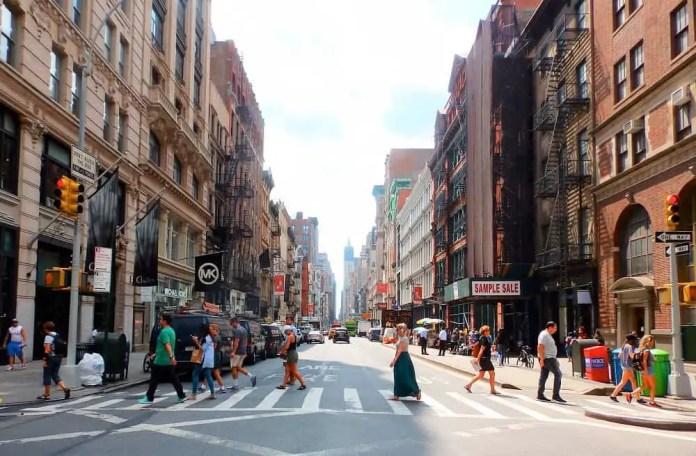 Soho, luhares que debes visitar en New York
