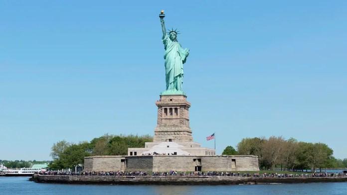 Tickets Estatua de la Libertad