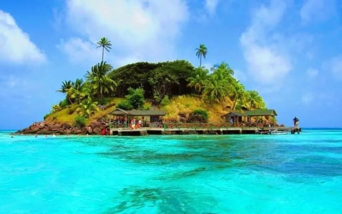 Islas turísitcas en Colombia: Cayo Cangrejo