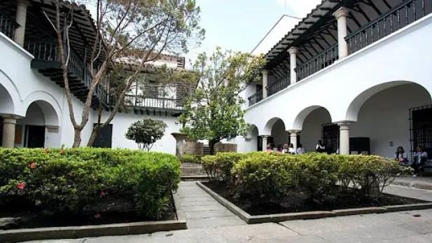 Museo Casa de la Moneda Bogotá
