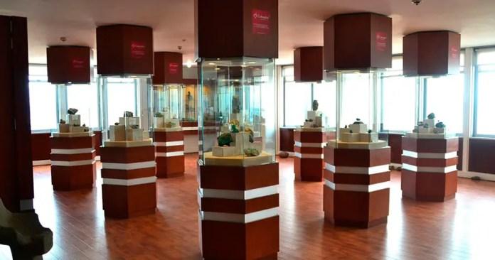 Museo de la Esmeralda Bogotá