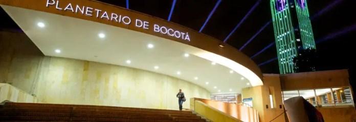 Planetario de Bogotá, un viaje hacia el espacio y la ciencia