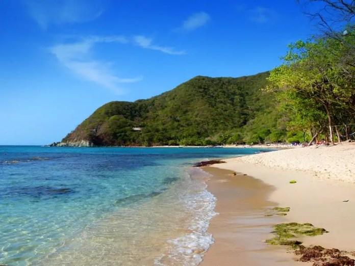 Playas más bonitas de Santa Marta: Bahía Concha