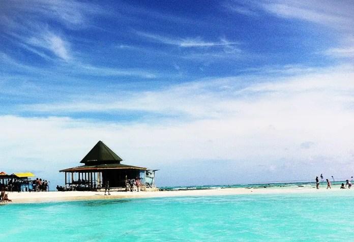 Mejores playas de san Andres: Haynes Cay