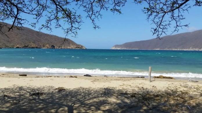 Mejores playas del Parque Tayrona: Bonito Gordo