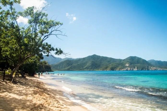 Playa Cristal Santa Marta cómo llegar