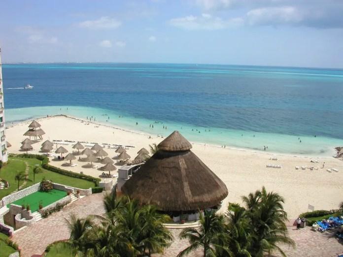 Cómo llegar a Playa Langosta Cancún