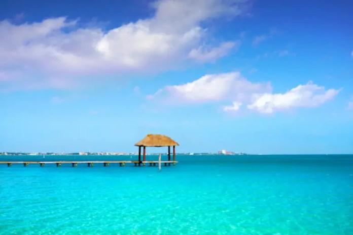 Playas más bonitas de Cancún: Playa Linda