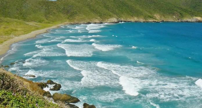Mejores playas de Santa Marta: Playa Neguanje
